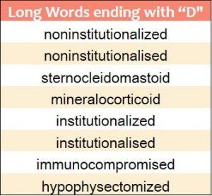 Ending D