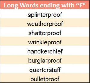 Ending F