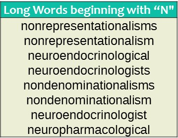 words that start with n wordrequest com